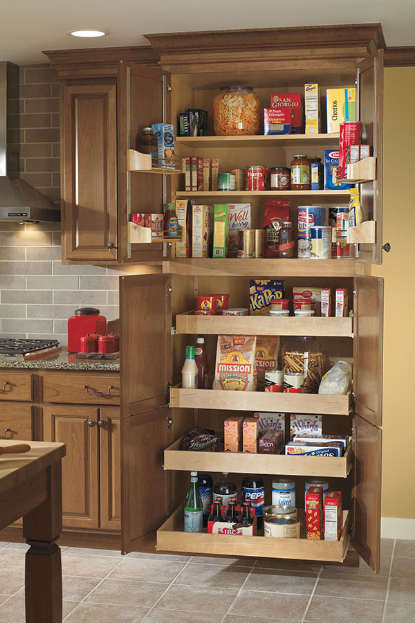 36 Inch Pantry SuperCabinet