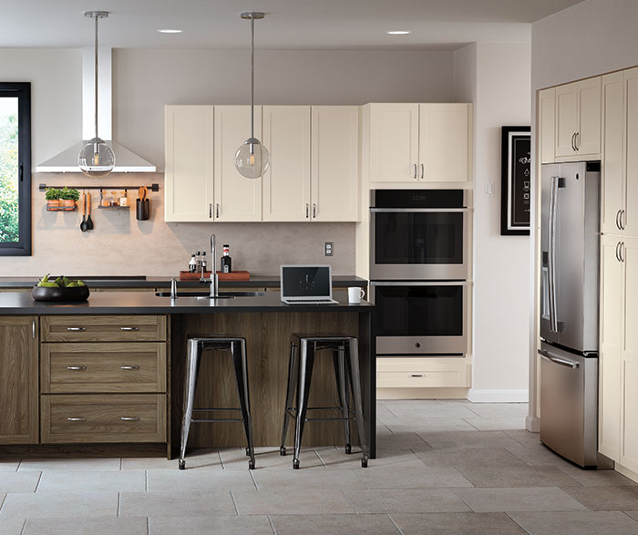 contemporary_purestyle_shaker_kitchen_cabinets