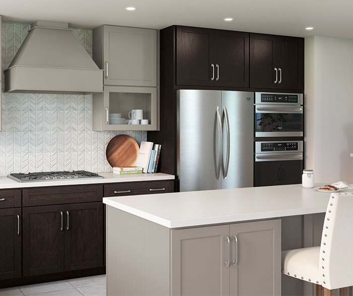 casual_gray_and_textured_woodtone_purestyle_kitchen_cabinets_3