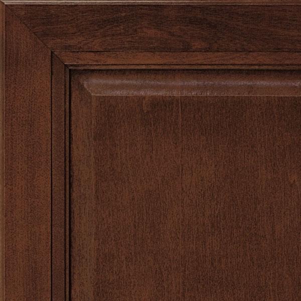 Java Glaze Birch Cabinet Finish Aristokraft