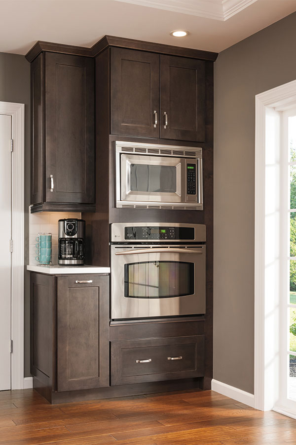 Oven Microwave Cabinet